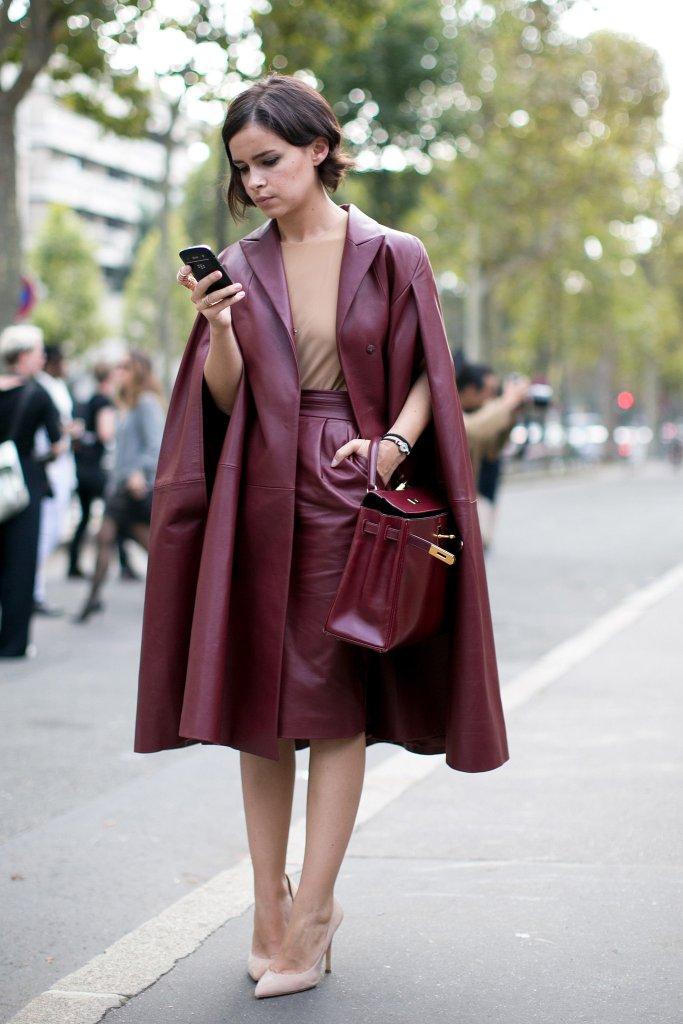 Miroslava-Duma-poster-child-one-our-favorite-Fall-hues
